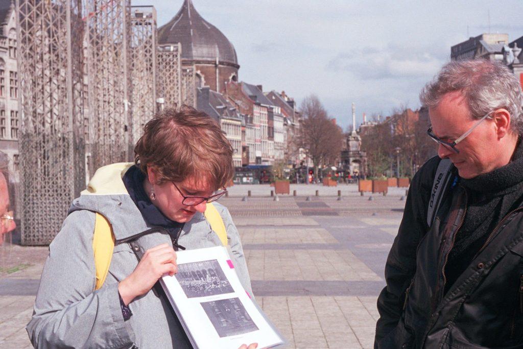 Karla Vanraepenbusch gidsenwerking cliophilia historische projecten