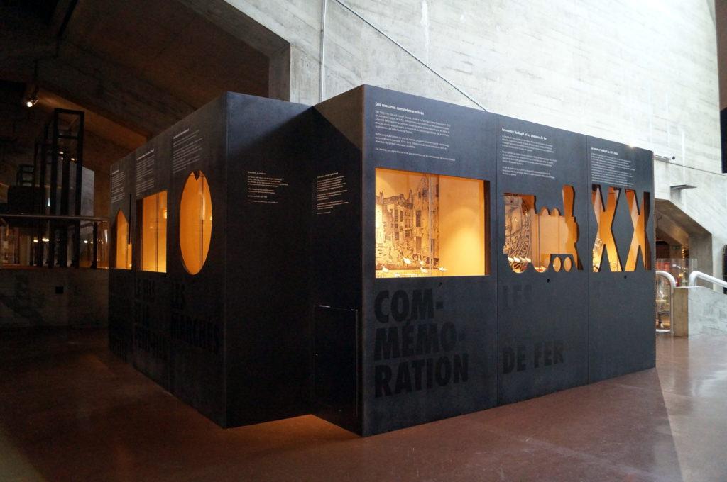 Karla Vanraepenbusch tentoonstelling Roskopf cliophilia historische projecten