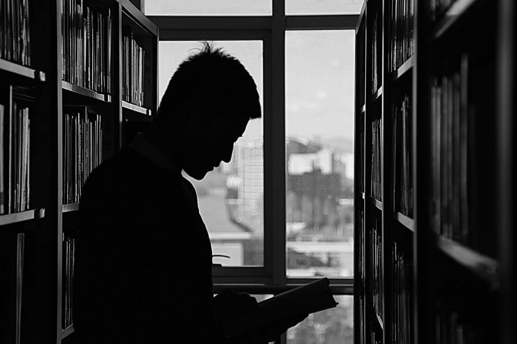 onderzoek bibliotheek