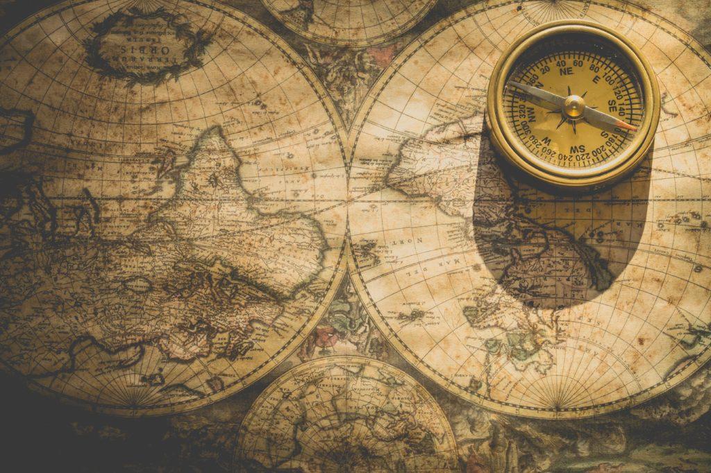 Ontdekkingsreis verleden geschiedenis