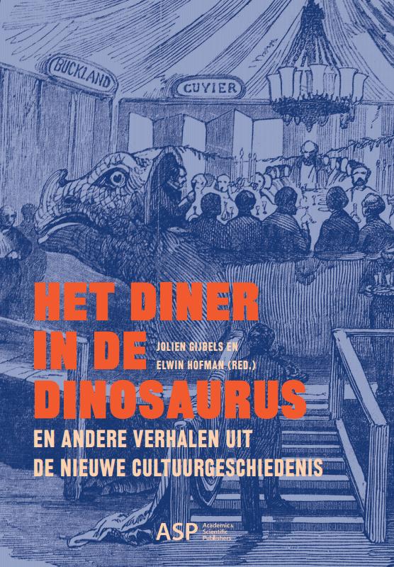 Het diner in de dinosaurus